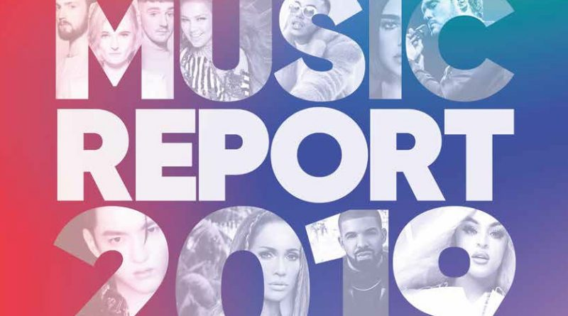 Global Music Report 2019, publicat de IFPI
