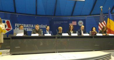 "AIMR a participat la evenimentul ""Reach for Gold: Intellectual Property and Sports"""