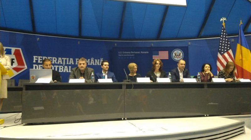 "AIMR a participat la evenimentul ""Reach for Gold: Intellectual Property and Sports"""